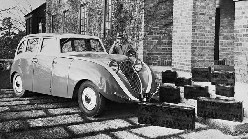 Volvo Venus Bilo 1933 (1)
