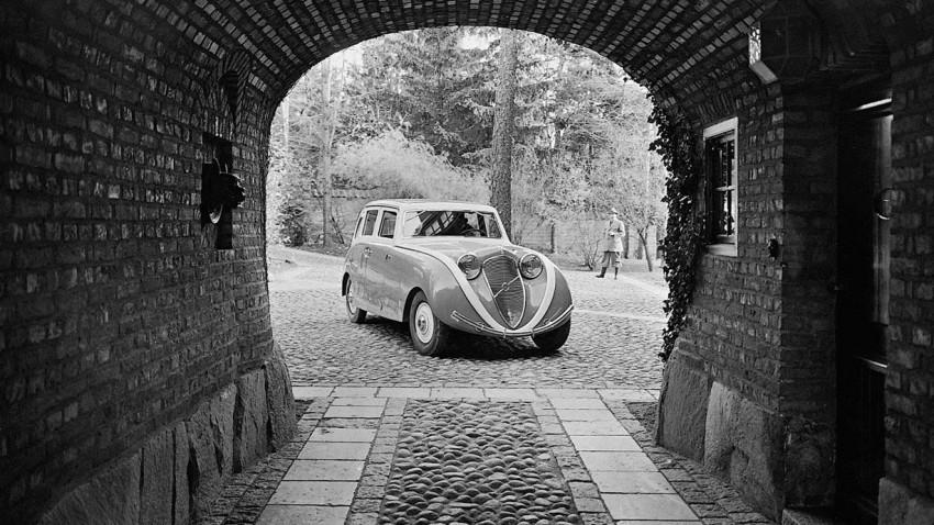 1933 Volvo Venus Bilo