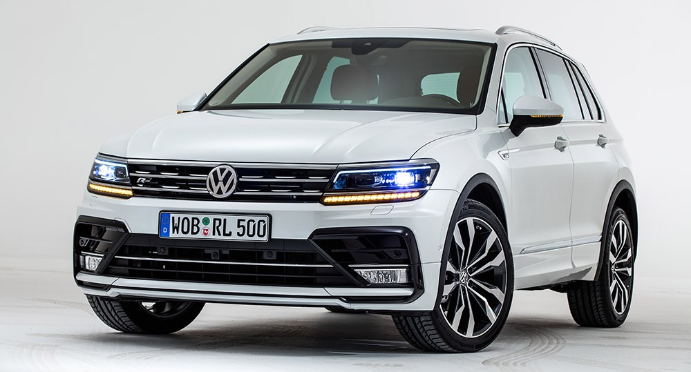 the motoring world the new tiguan wins designtrophy 2016 every year the german special