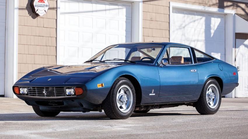 1972 Ferrari 365 GTC/4 Chassis no. 15197