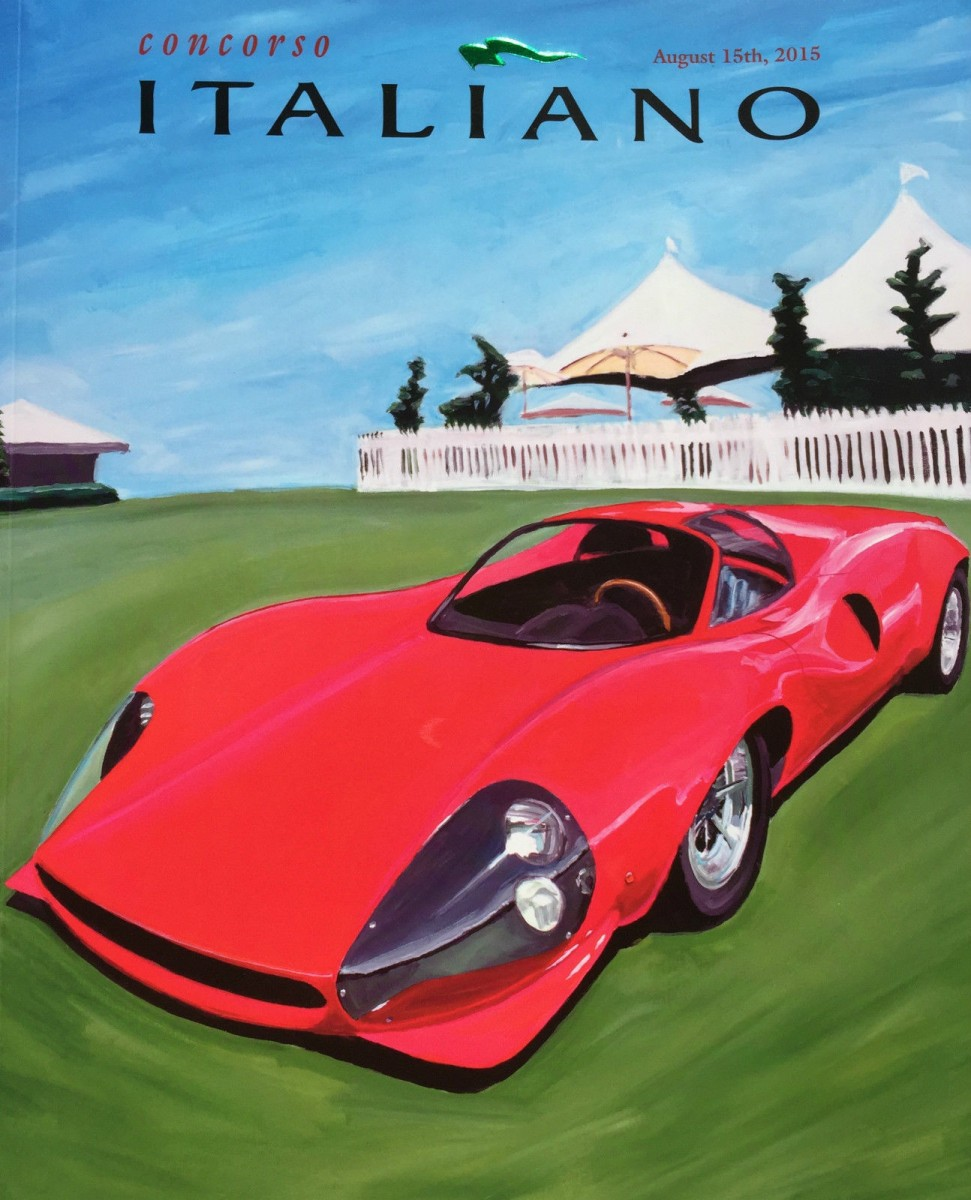 Ferrari-Randnotiz: Thomassima!