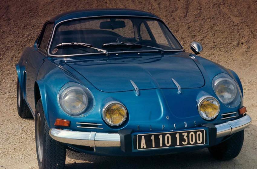 1962 renault alpine a110 - photo #37