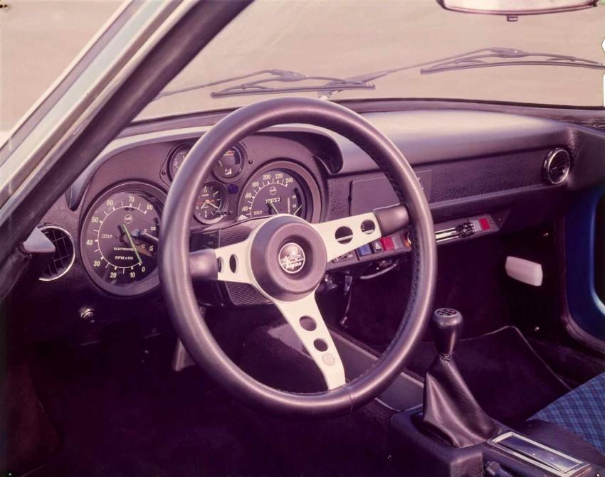 Alpine-A110,-Innenraum,-Lenkrad,-1962-1977