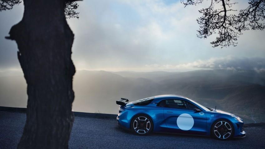 Alpine Vision: Serienmäßig ab 2017