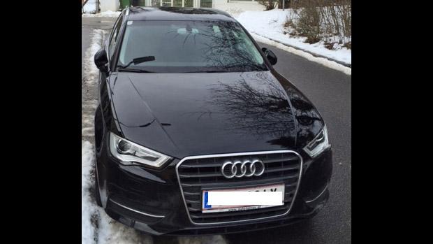 Audi A3 1.2TSI DSG SB