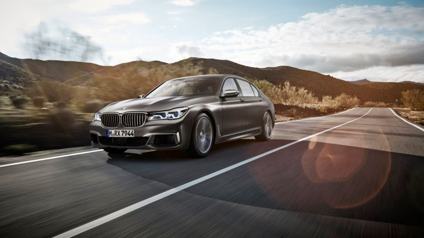 BMW M 760 Li xDrive: Fast ein echter M