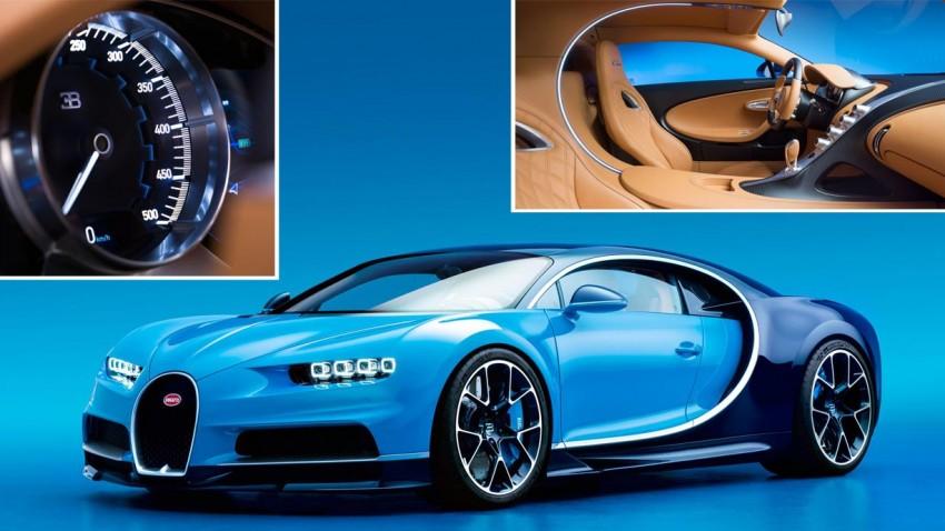 Bugatti Chiron: Die Steigerung von extrem