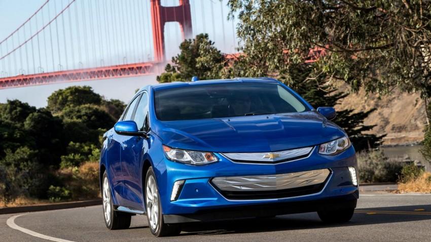 Chevrolet Volt 2017: Nix wird's mit Europa