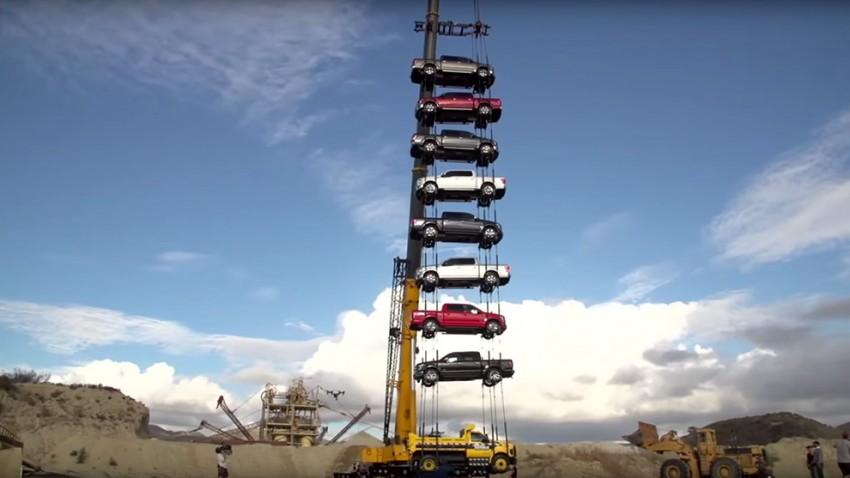 Ford Super Duty - Härtetest