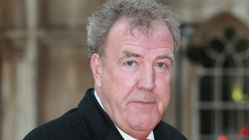 Jeremy Clarkson: 1 Entschuldigung und 100.000 Pfund