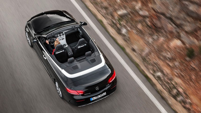 Mercedes-AMG C 43 Cabriolet ( A 205 )  2016