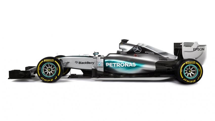Mercedes F1 W07 Hybrid  (1)