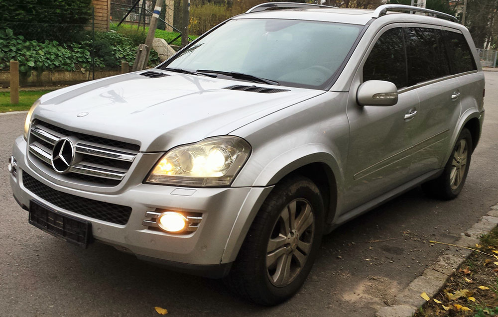 Mercedes GL 320 CDI 4matic 2