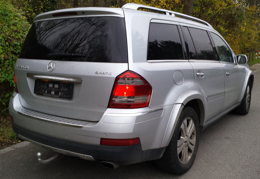Mercedes GL 320 CDI 4matic 3