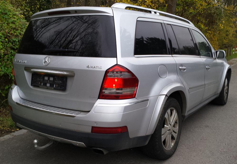 Mercedes benz gl 320 cdi 4matic zum verkauf for Mercedes benz gl320 cdi
