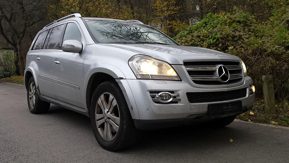 mercedes benz gl 320 cdi 4matic zum verkauf. Black Bedroom Furniture Sets. Home Design Ideas