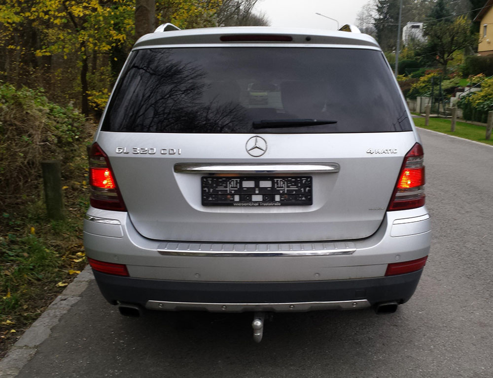 Mercedes GL 320 CDI 4matic 5