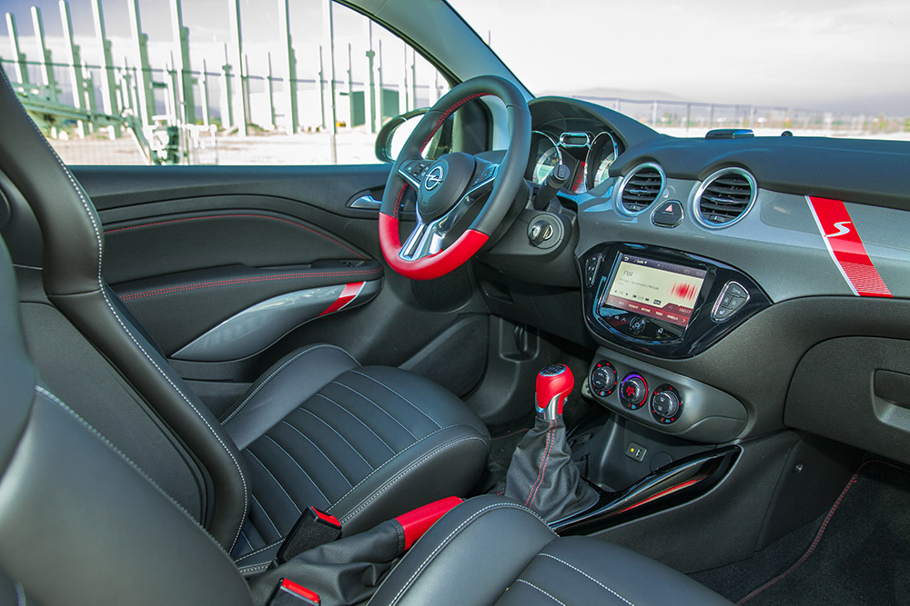Opel adam interieur 28 images essai vid 233 o opel for Opel adam s interieur
