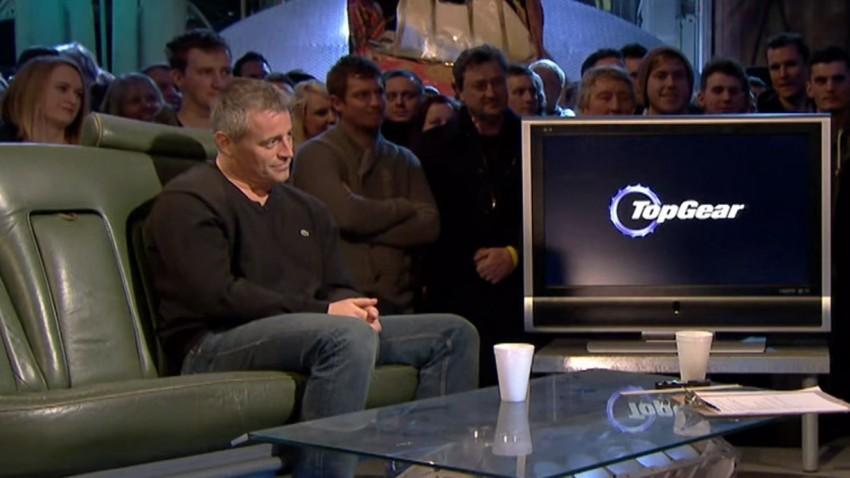 Top Gear: Matt LeBlanc wird Co-Moderator