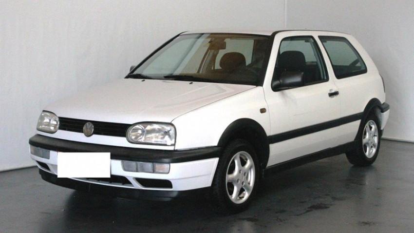 VW Golf III SDI