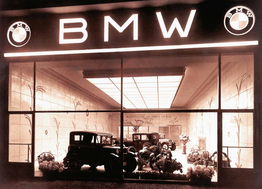 BMW-Anfänge