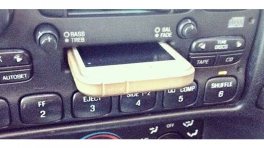 kasettenspieler iphone