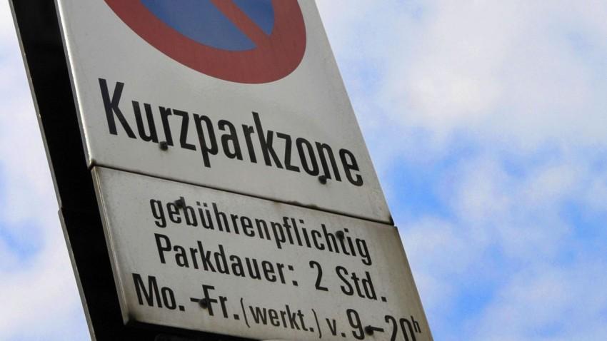 Kurzparkzonen, Parkgebühren und Uhrzeiten in Wien