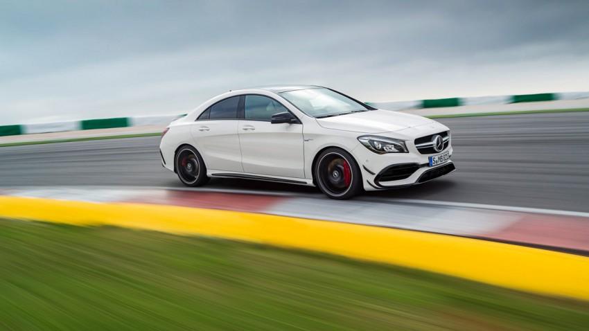 Facelift, jetzt auch für Mercedes CLA und Shooting Brake