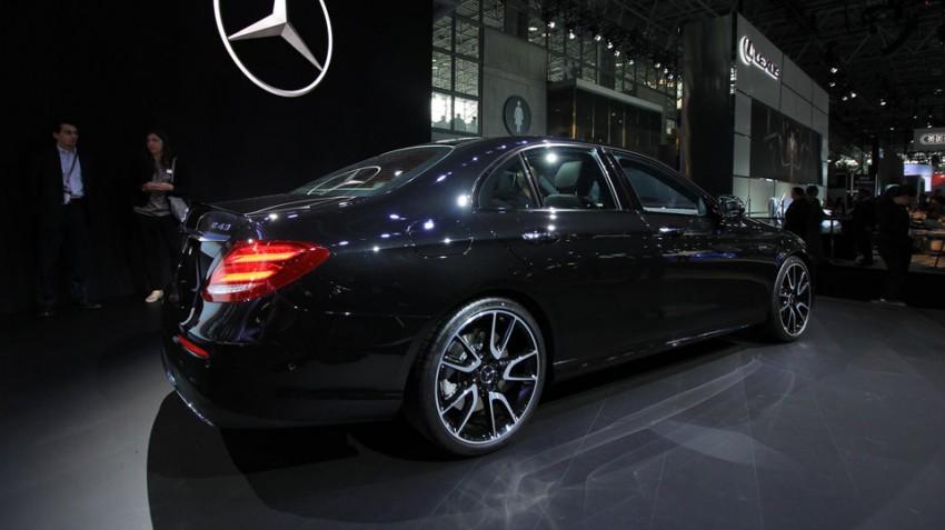 Mercedes-E-43-AMG