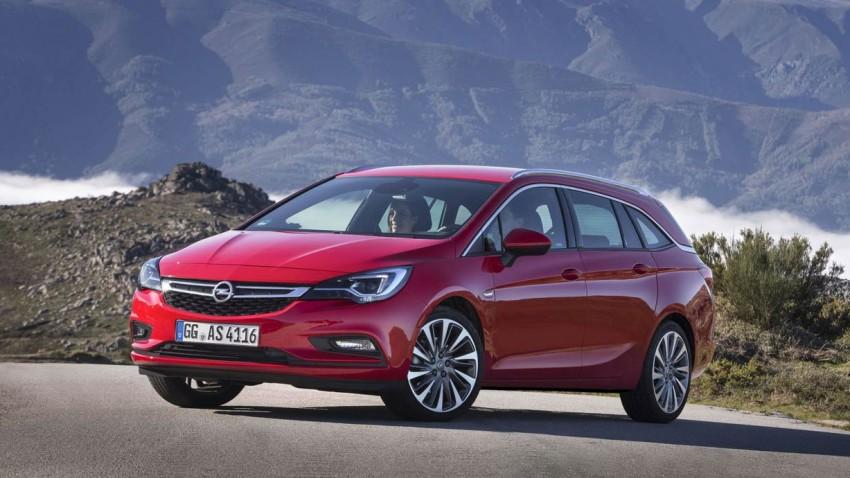 Opel Astra Sports Tourer, der große Wurf?