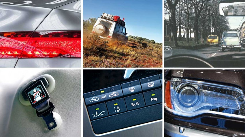 Quiz: Auto-Erfindungen