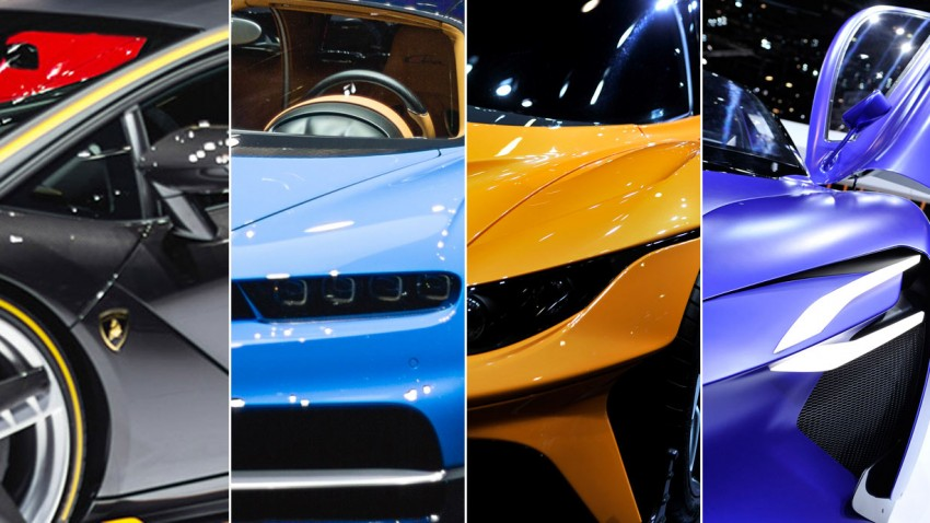 9 Hyper-/Supercars, 11.410 PS, Genf 2016 ist Sparta