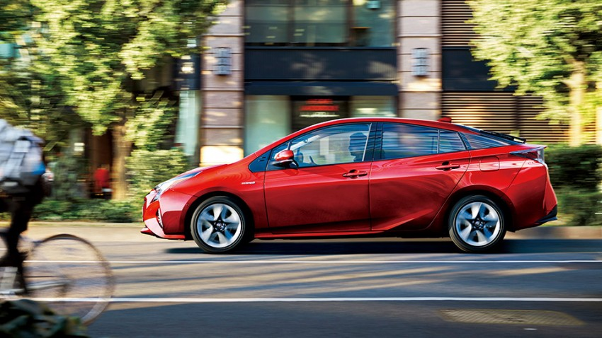 Toyota Prius: Respekt!