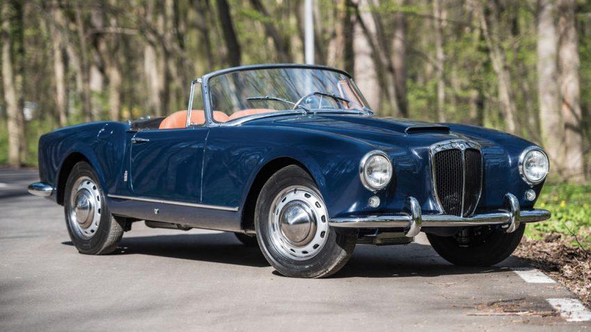 1958-Lancia-Aurelia-B24S-Convertible-Pinin-Farina