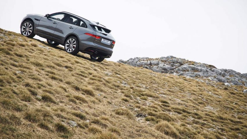 Jaguar F-Pace 3.0 S: Gleich an die Spitze?