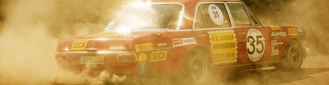 Rallye Monte Carlo: Scheinbar endloser Crash bei 180 km/h