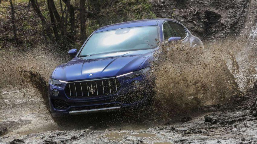 Maserati Levante und das Luxusproblem
