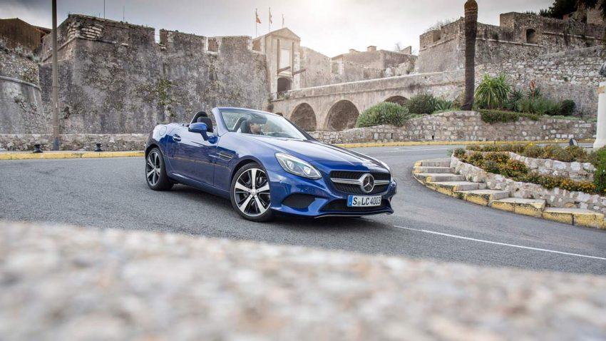 Mercedes SLC 2016: Neuer Name, weniger Zylinder, große Beliebtheit