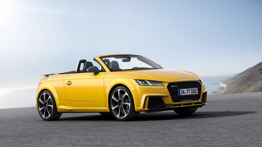 Audi TT RS: Der bisher stärkste Serien-TT