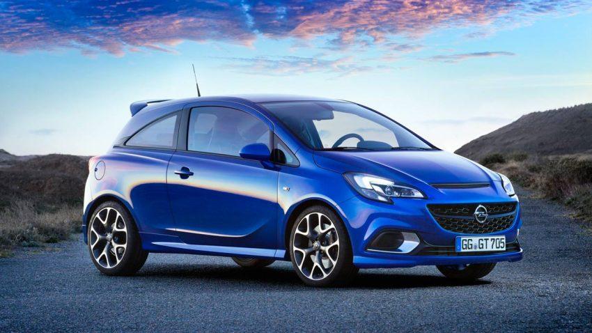 Der neue Opel Corsa OPC: Kleiner großer Durst