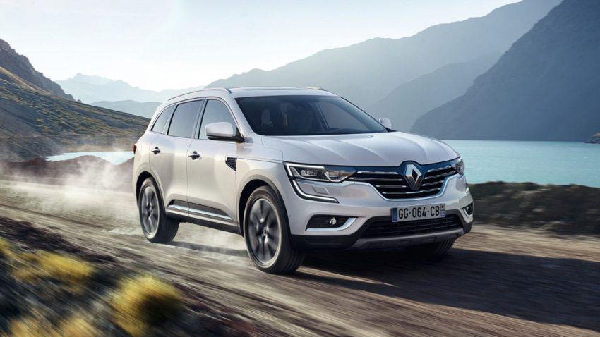 Renault Koleos: Zweiter Anlauf im SUV-Segment