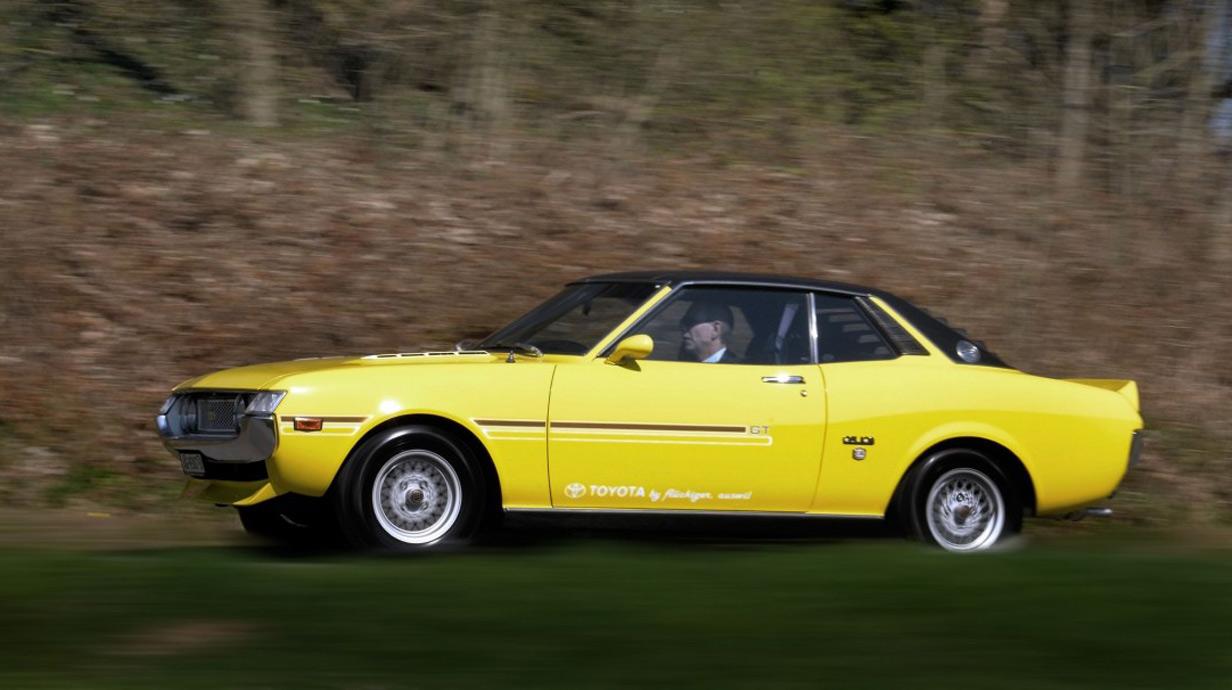 Toyota Celica Gt 1973 Liftback 2000