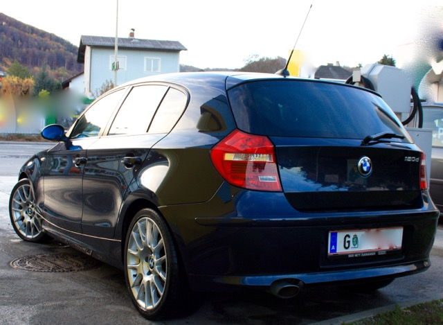bmw 120d 2008 8