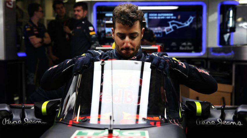 """Red Bull testet Canopy-Cockpitschutz: """"Sieht aus wie ein Polizei-Einsatzschild"""""""