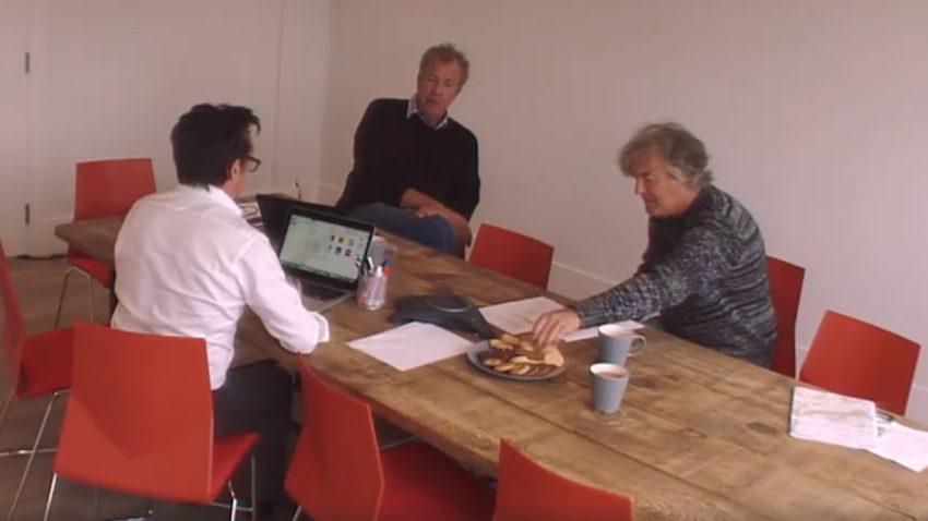 Clarkson, Hammond und May: Die Ratlosigkeit geht weiter
