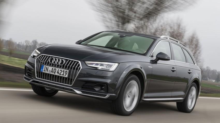 Audi A4 Allroad Quattro: Allrad und Millimeterarbeit