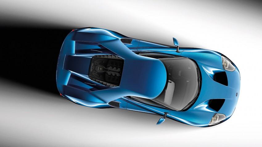 Ford GT: Gott aus der Unterwelt