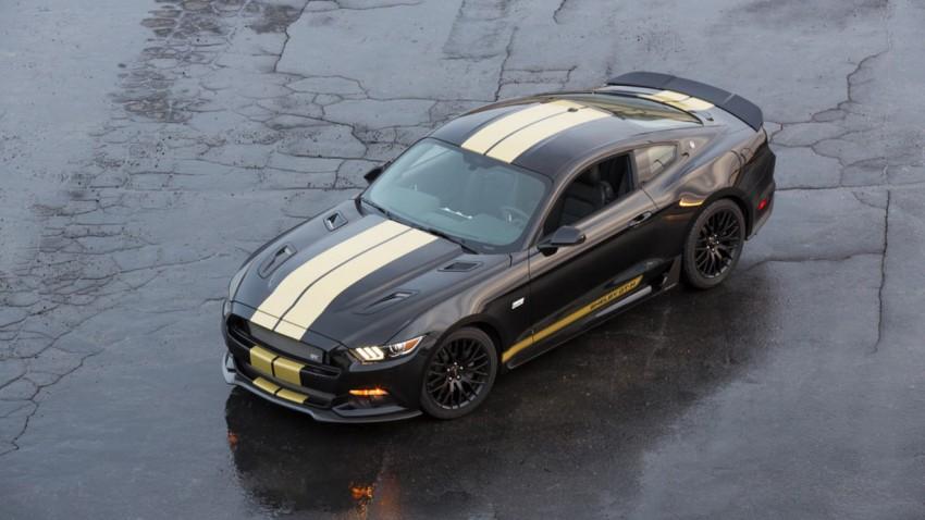 Mustang Shelby GT-H: Was für ein Mietwagen und was für eine kuriose Geschichte!