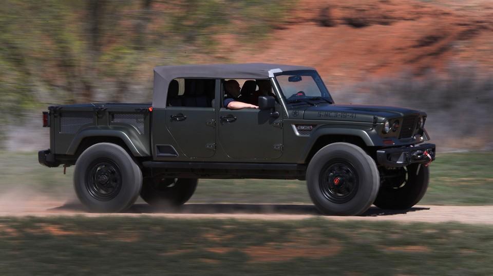 neu jeep crew chief 715 concept. Black Bedroom Furniture Sets. Home Design Ideas