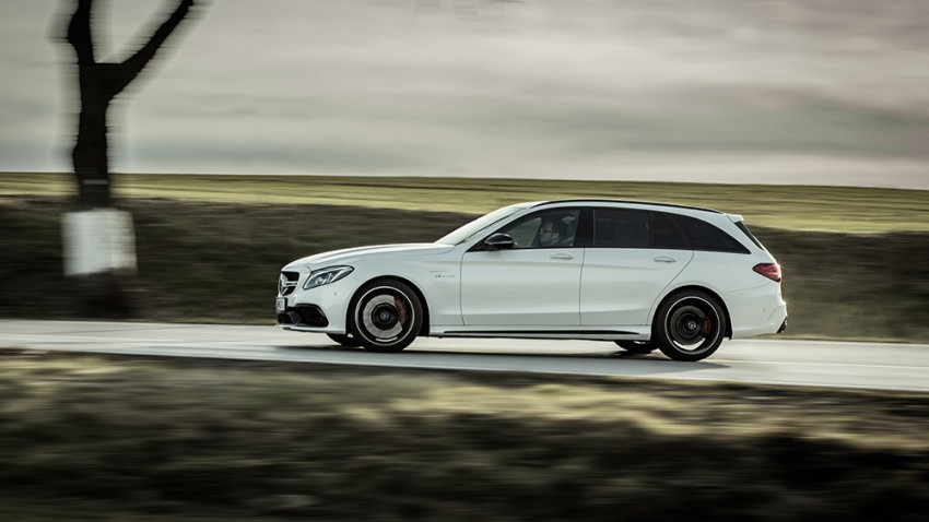 Mercedes-AMG C 63 S T-Modell: Wohin? Wie schnell? Warum?